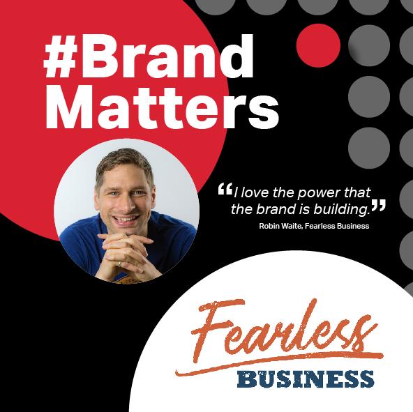 Robin Waite Fearless Business